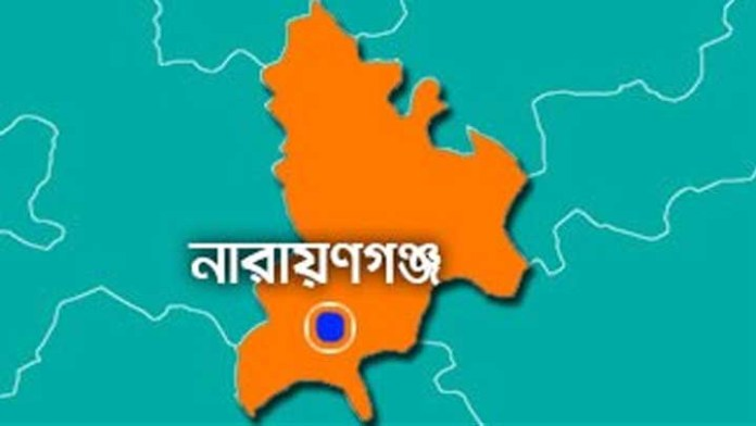 narayanganj map