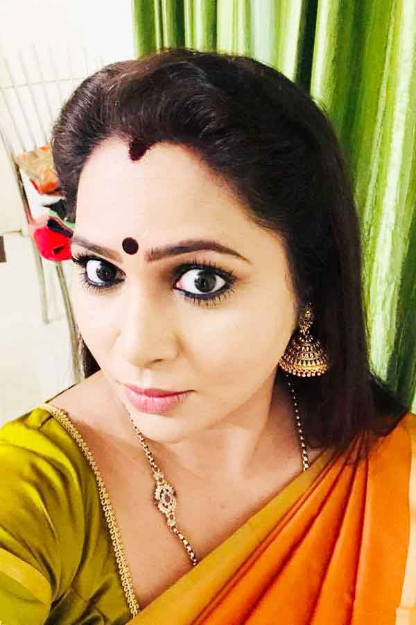 Actress Shamitha Shreekumar