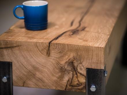 Bespoke Handmade Furniture From English Oak