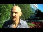 Tim Booth Talks Inspirations