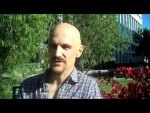 Tim Booth Talks Writing