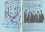 Fanzine: Change Of Scenery - Issue 12 / A Sound Investment – Issue 4½
