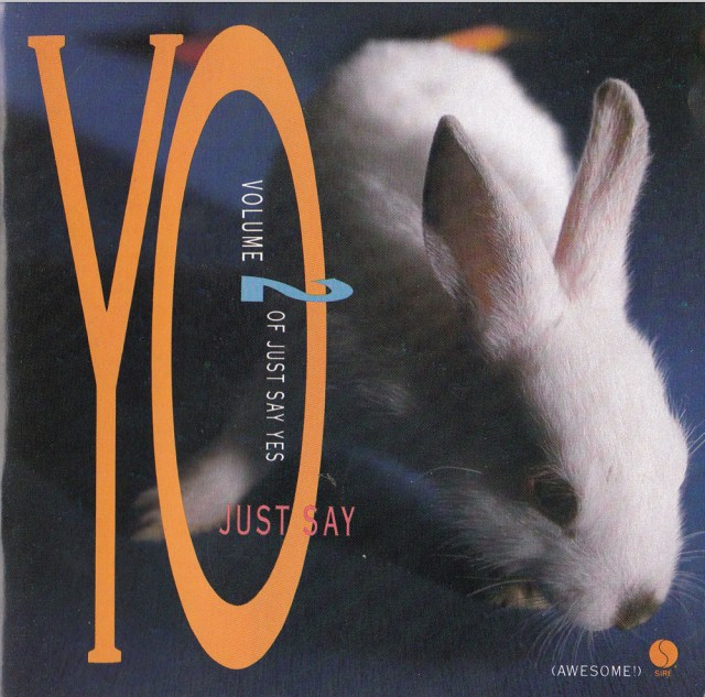 Compilation Appearance: Just Say Yo - Volume 2 Of Just Say Yes