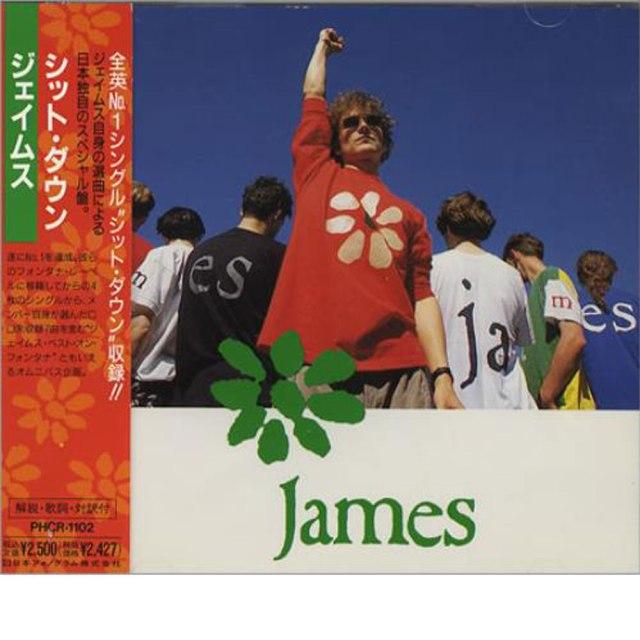 Album: James (Import)