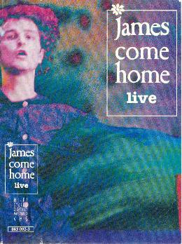 VHS: Come Home Live (front cover)