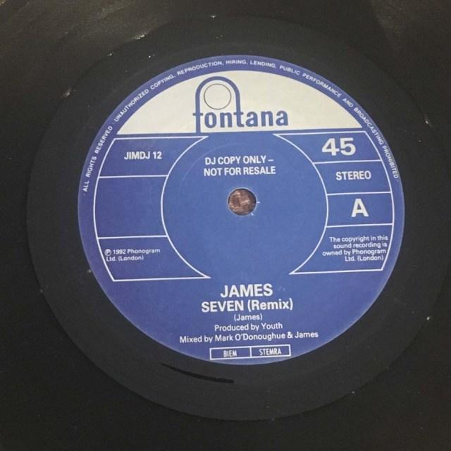 Jukebox Single: Seven