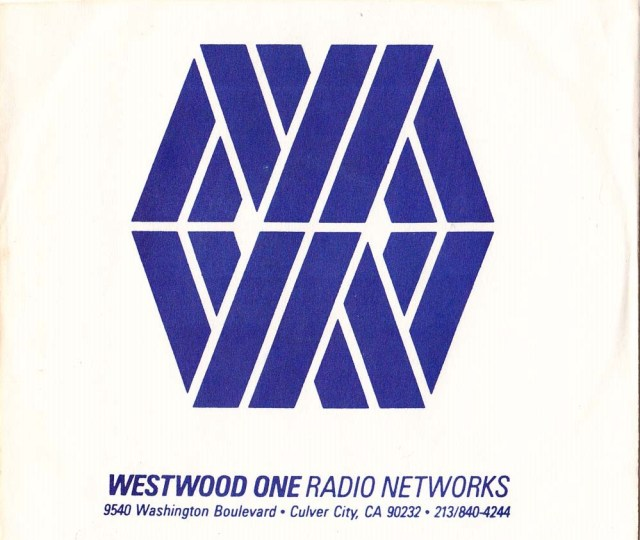 In Concert Westwood One