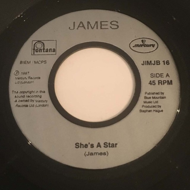 Jukebox Single: She's A Star