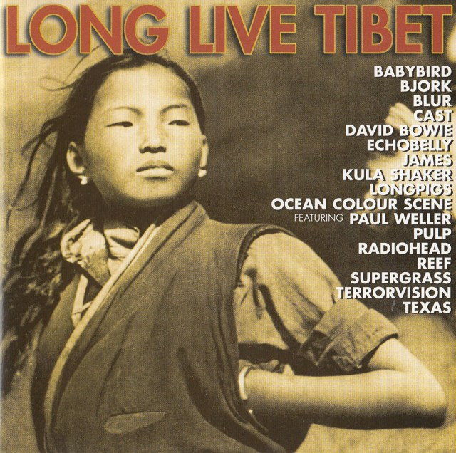 Compilation Appearance: Long Live Tibet