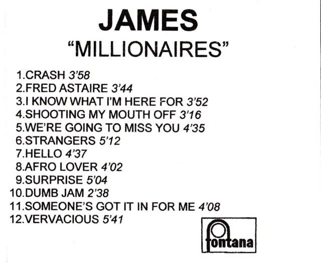 Promo: Millionaires