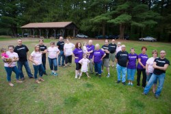 Group Shot - Fight Cancer