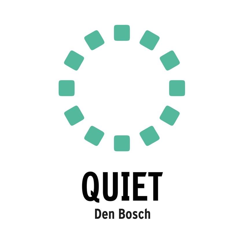 logo - Quiet Den Bosch