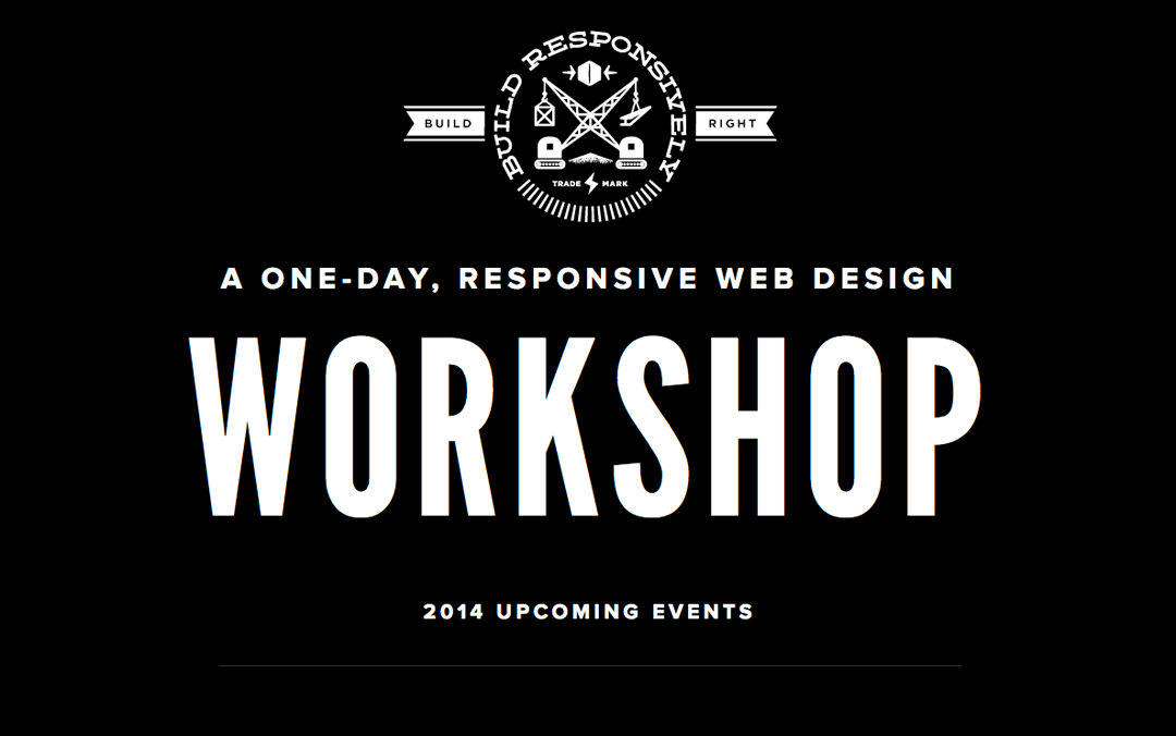 Responsive Design workshop