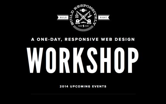 Responsive Design workshop