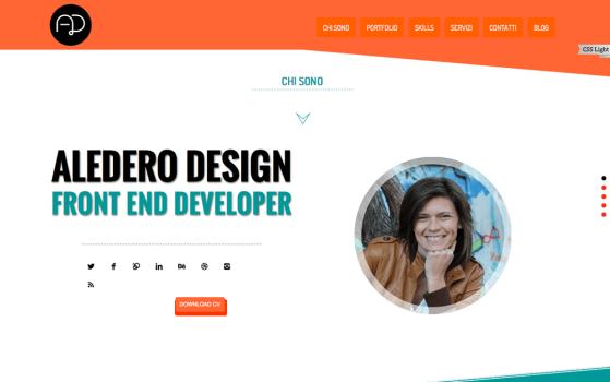 Alessandra de Robertis of aledero design