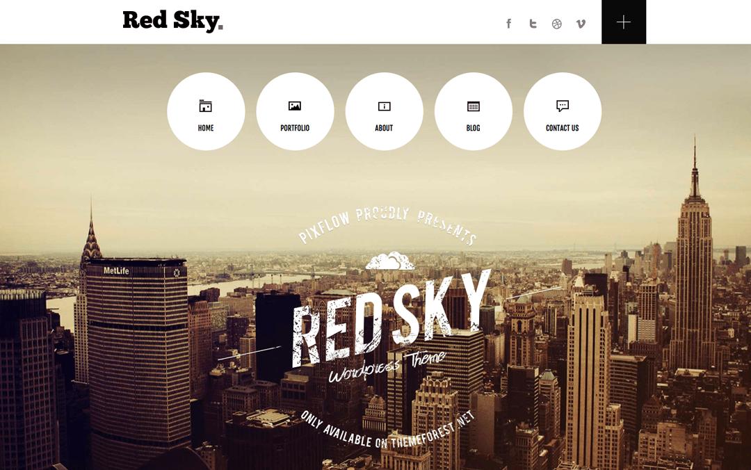 redsky theme