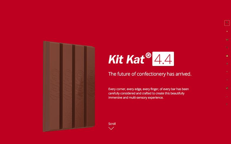 KitKat Website