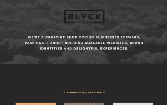 Responsive Black Creative