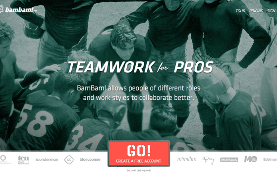 BamBam Project management for Pros