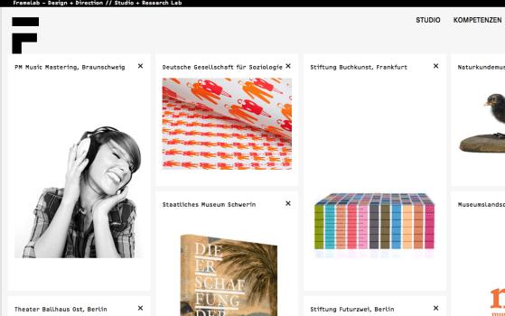 Framelab - Design + Direction