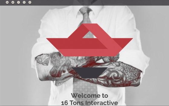 16tons + 32000 lbs interactive company