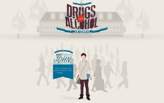 drunk college girls Drugs and Alcohol on Campus