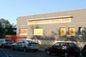 Bandidos MC Berlin Germany Clubhouse