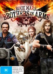 Bandidos MC Bikie Wars Brothers in Arms DVD