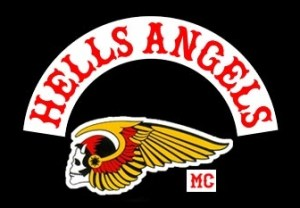 Chuck Zito Hells Angels Patch - Death Head Logo