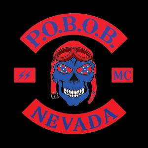 POBOB MC Nevada Patch