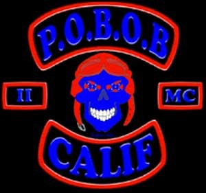 Pissed Off Bastards of Bloomington Motorcycle Club Logo