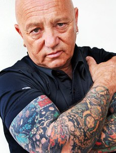 Mobshitters MC Friend Angry Anderson