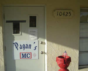 Pagans MC Clubhouse Indian River County Florida