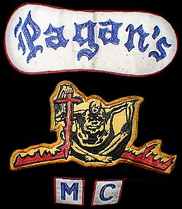 Pagans MC Logo
