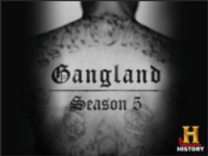 Breed MC DVD Gangland Season 5