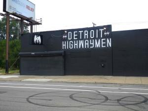 Highwaymen MC Clubhouse Detroit