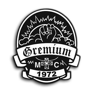 Gremium MC Patch Old