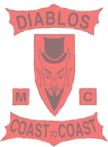 Diablos MC Patch Logo