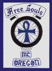 Free Souls MC Patch Logo
