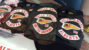 Grim Reapers MC Hells Angels MC Patch