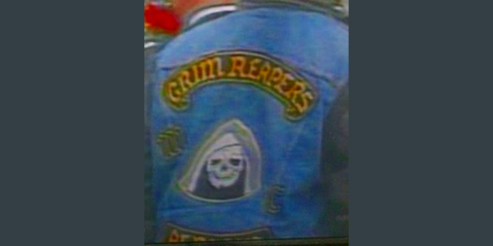 Grim reapers mc canada motorcycle club one percenter bikers