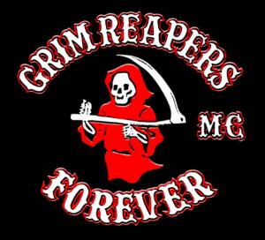 Grim Reapers MC Patch Logo Louisville Kentucky USA
