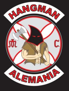 Hangmen MC Patch Logo Original