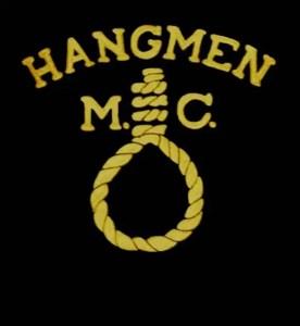 Hangmen MC Patch Logo