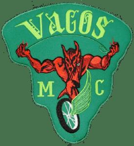 Vagos MC Patch Logo