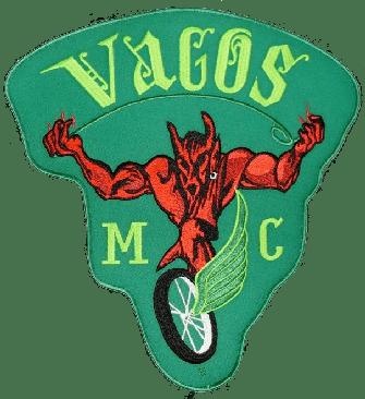 Vagos MC (Motorcycle Club) - One Percenter Bikers