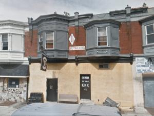 Wheels Of Soul MC Clubhouse West Philadelphia 1