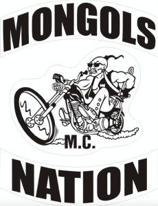 Mongols MC Patch Logo