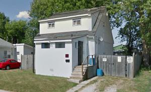 Original Red Devils MC Clubhouse Chatham Ontario Canada
