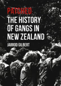 Road Knights MC Book Patched The History of Gangs in New Zealand Jarrod Gilbert